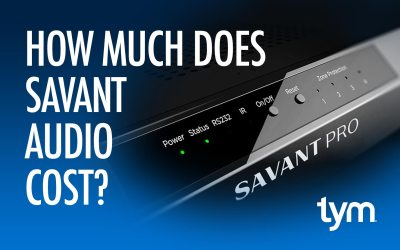 How Much Does Savant Audio Cost | Tym