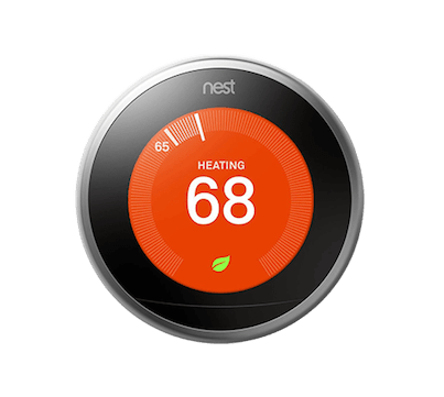 NEST Smart Thermostat Smart Home Salt Lake City Utah