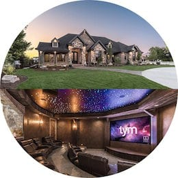Peoples Choice Award 2015 Salt Lake Parade of Homes