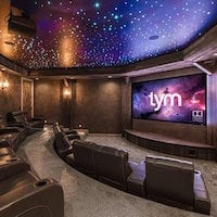 GOLD, Best Home Theater, Electronic House, Home of the Year Awards
