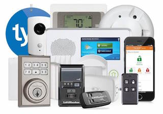 Utah Home Security Systems TYM Preferred Package