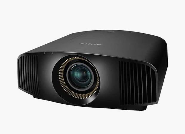 Utah Sony VPL-VW675ES 4K HDR Home Theatre Projector