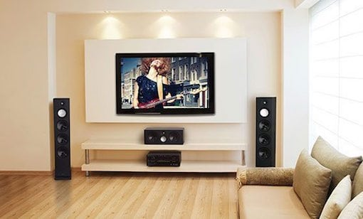 Utah Surround Sound Speakers For TVs