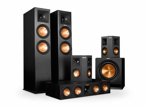Utah Surround Sound Wireless Speakers