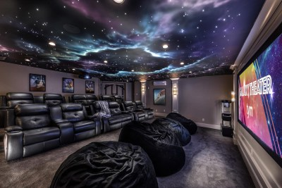 Galaxy Theater, 'Best Home Theater' EH Home Of The Year Awards 2018