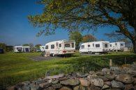 Tyn y Coed Caravan Park, Llanrug, Snowdonia