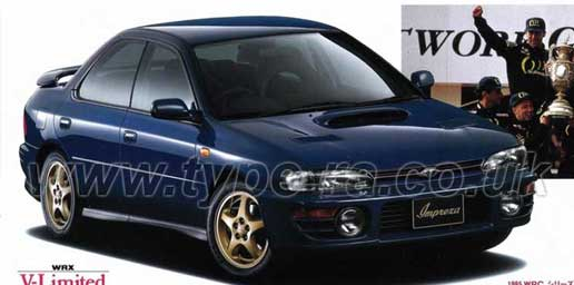 96 WRX V-Limited