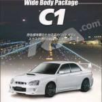 Impreza C1 body kit