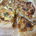 Holly_cooks_roast_parsnip_tart_recipe
