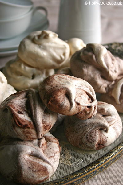 Italian, French or Swiss meringue