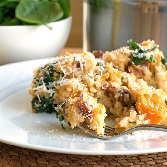 Holly-cooks-chorizo-butternut-squash-and-thyme-risotto