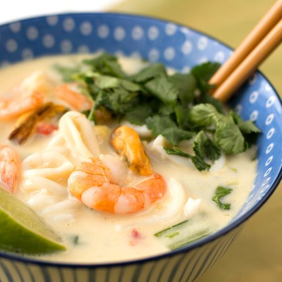 Type 1 Kitchen Seafood coconut soupy noodlesdetails550