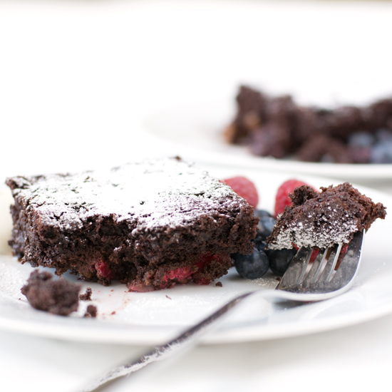 Raspberry And Walnut Kitchen: Raspberry And Walnut Chocolate Brownies