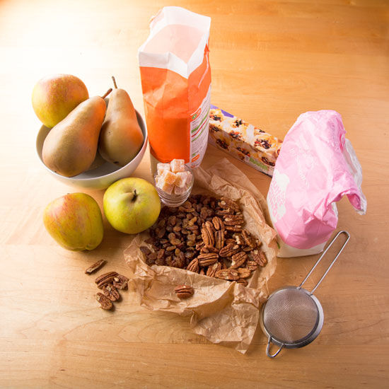 Holly-Cooks-pear-and-pecan-strudel-unpeeled-ingredients