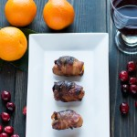 Bacon, prunes and sausages -TR