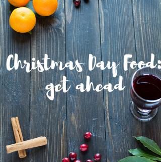 Christmas Day Food