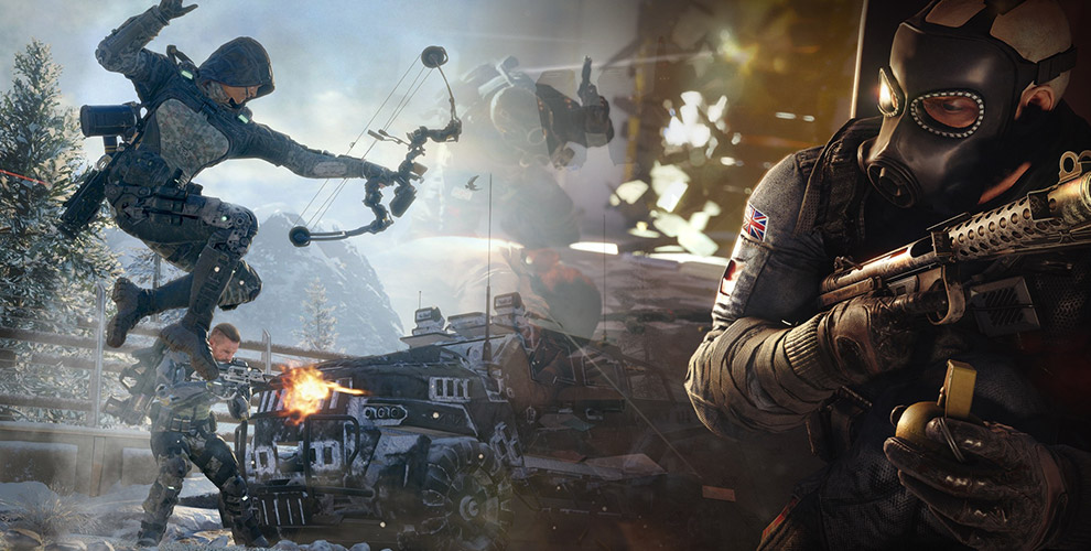 Why I Ditched Call Of Duty For Rainbow Six Siege Type 2