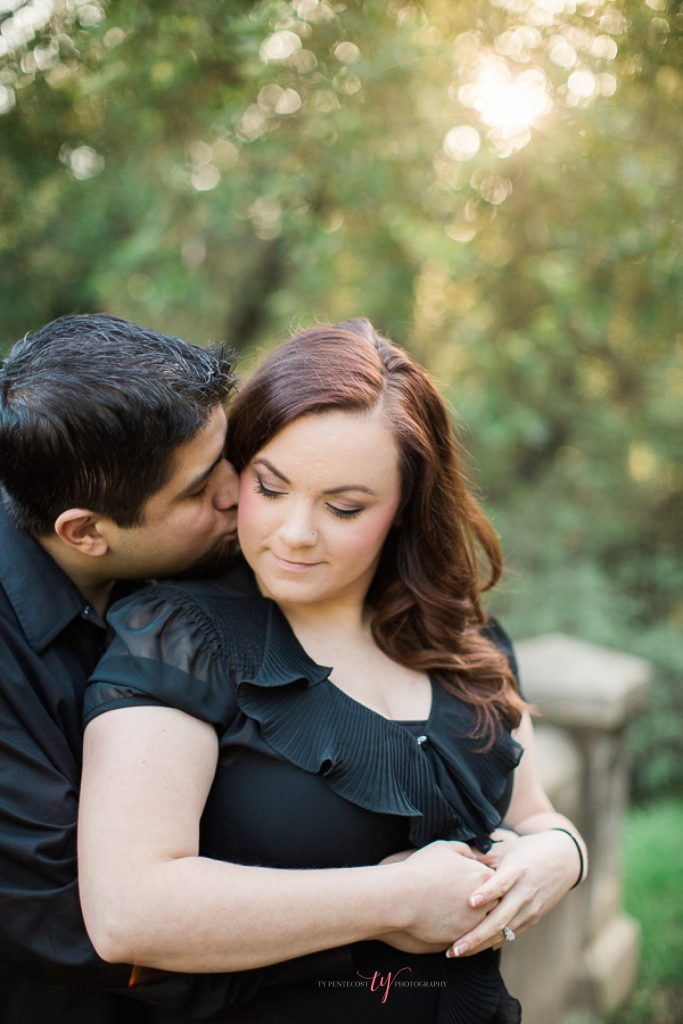 Almaden Quicksilver Park engagement pictures