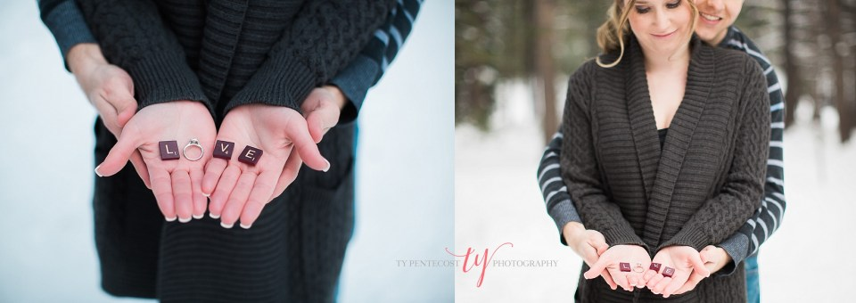 adorable engagement pictures