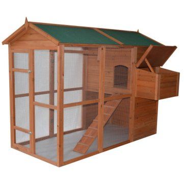 already made chicken coop