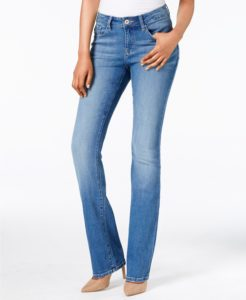 Lee Platinum Avery Curvy Bootcut Jeans