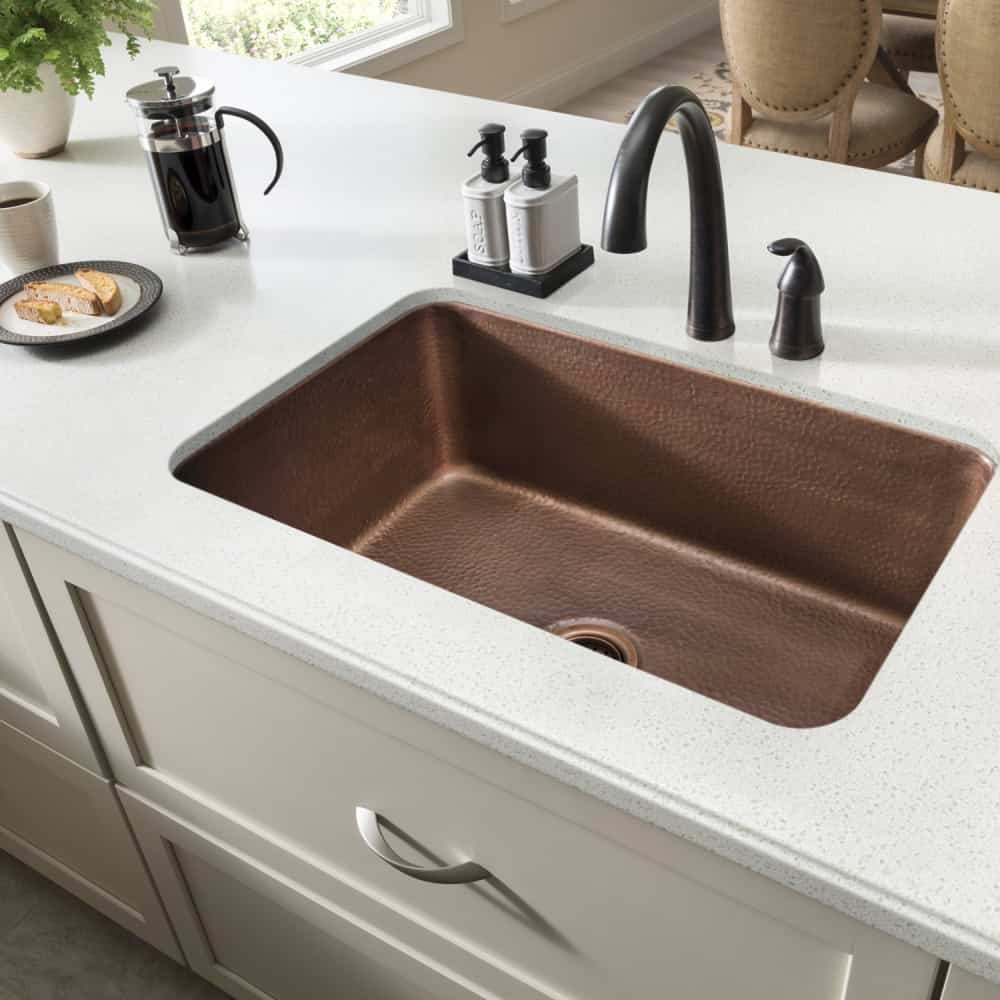 copper kitchen sink buyer s guide the