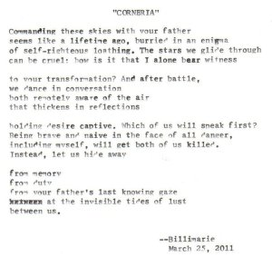 """Corneria"" by billimarie"