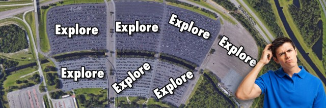 article - epcot parking lot rename