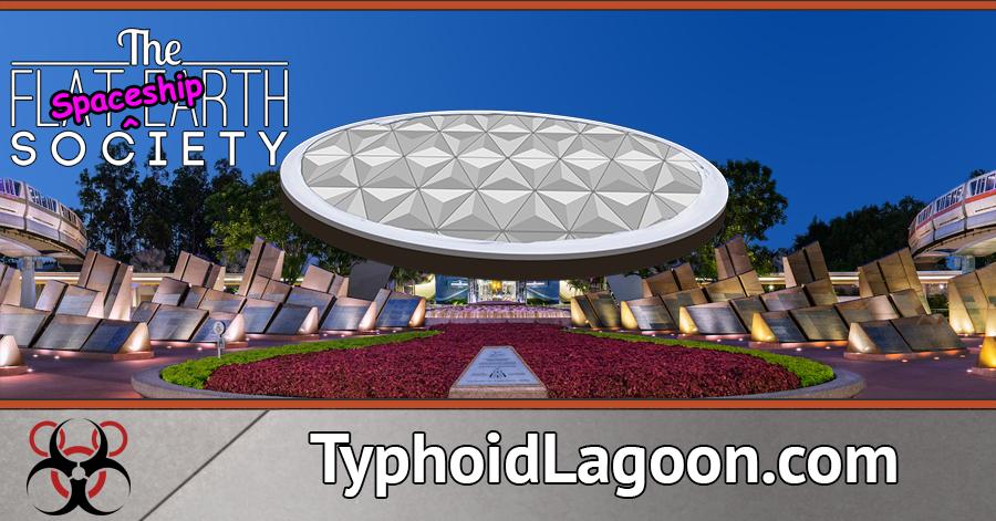 The Flat Spaceship Earth Society
