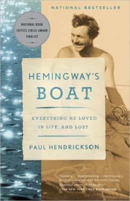 hemingways-boat-book