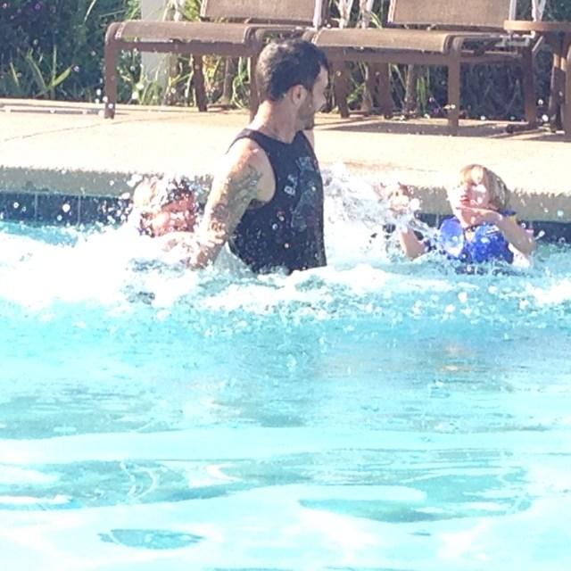 Boys swimming top ten free activities Walt Disney world autism