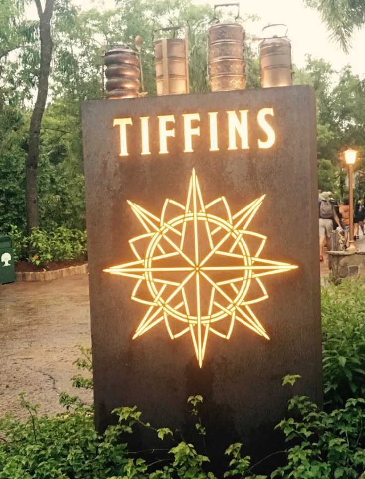 Typically Twitterpated's Gluten-Free Review of Tiffins Signature Dining at Walt Disney World's Animal Kingdom