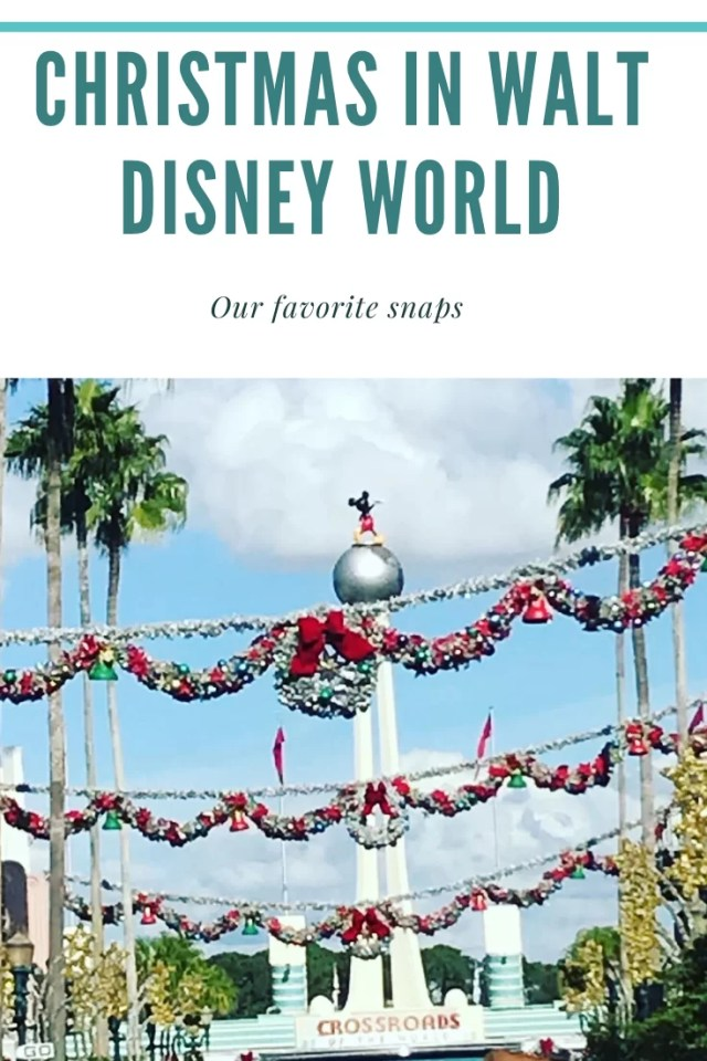 Our Favorite Snaps of Christmas in Walt Disney World