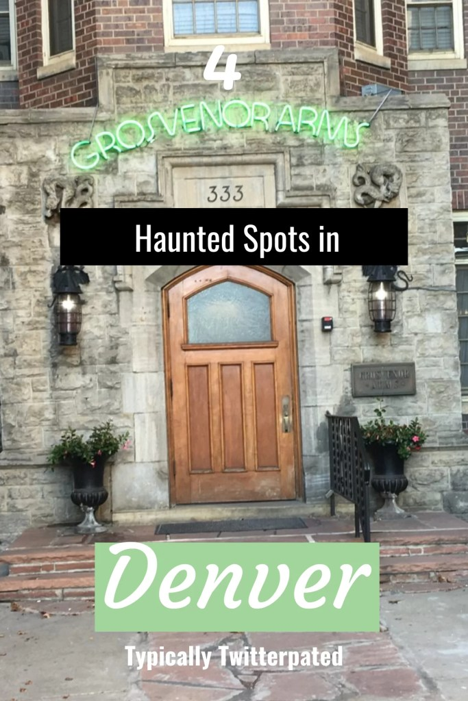4 Haunted Places in Denver Typically Twitterpated over the Grosvener's Arms apartments