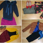 Outfits samengesteld!