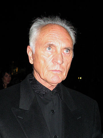 Terence Stamp- By Franz Richter (User:FRZ) - own work (taken with Canon PowerShot A640), CC BY-SA 3.0, https://commons.wikimedia.org/w/index.php?curid=5793301