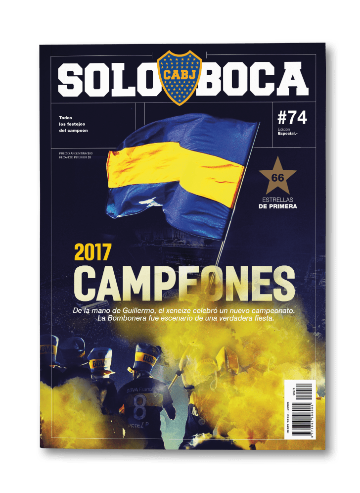 editorial, revista, soloboca, magazine, boca