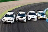 New touring car series to race exclusively on Hankook tyres
