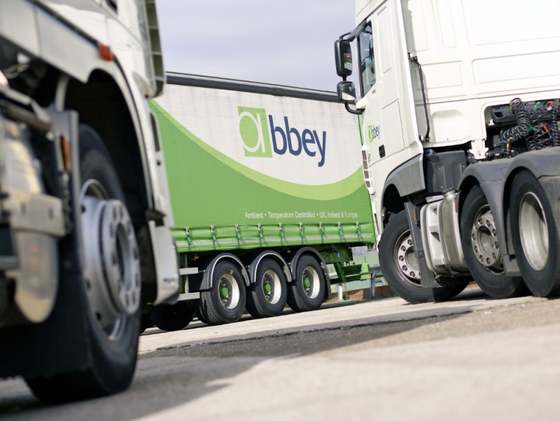 Abbey Logistics will also fit Michelin Remix tyres under the contract