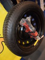 Pneus Service launches PS brand aftermarket space saver tyre
