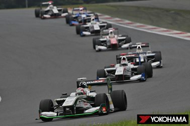 Yokohama tyres will also be used by competitors in the All-Japan Formula 3 Championship Series