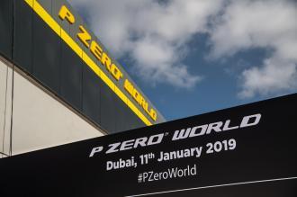 The fourth P Zero World opens in Dubai