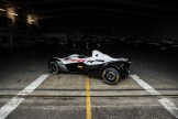 BAC's road-legal, single-seater supercar, the Mono rolls on the Pirelli P Zero Trofeo R tyre