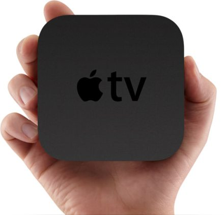Apple TV - The Hockey Puck of entertainment