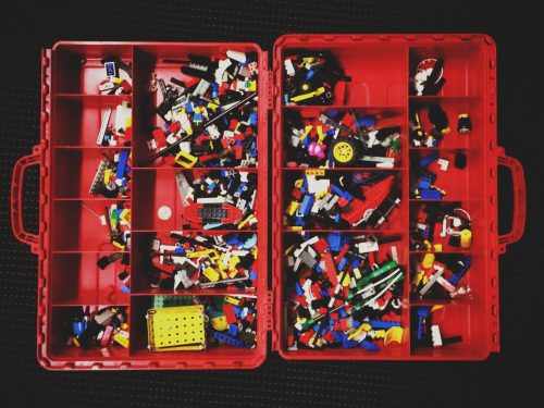 The Lego Box from Gena