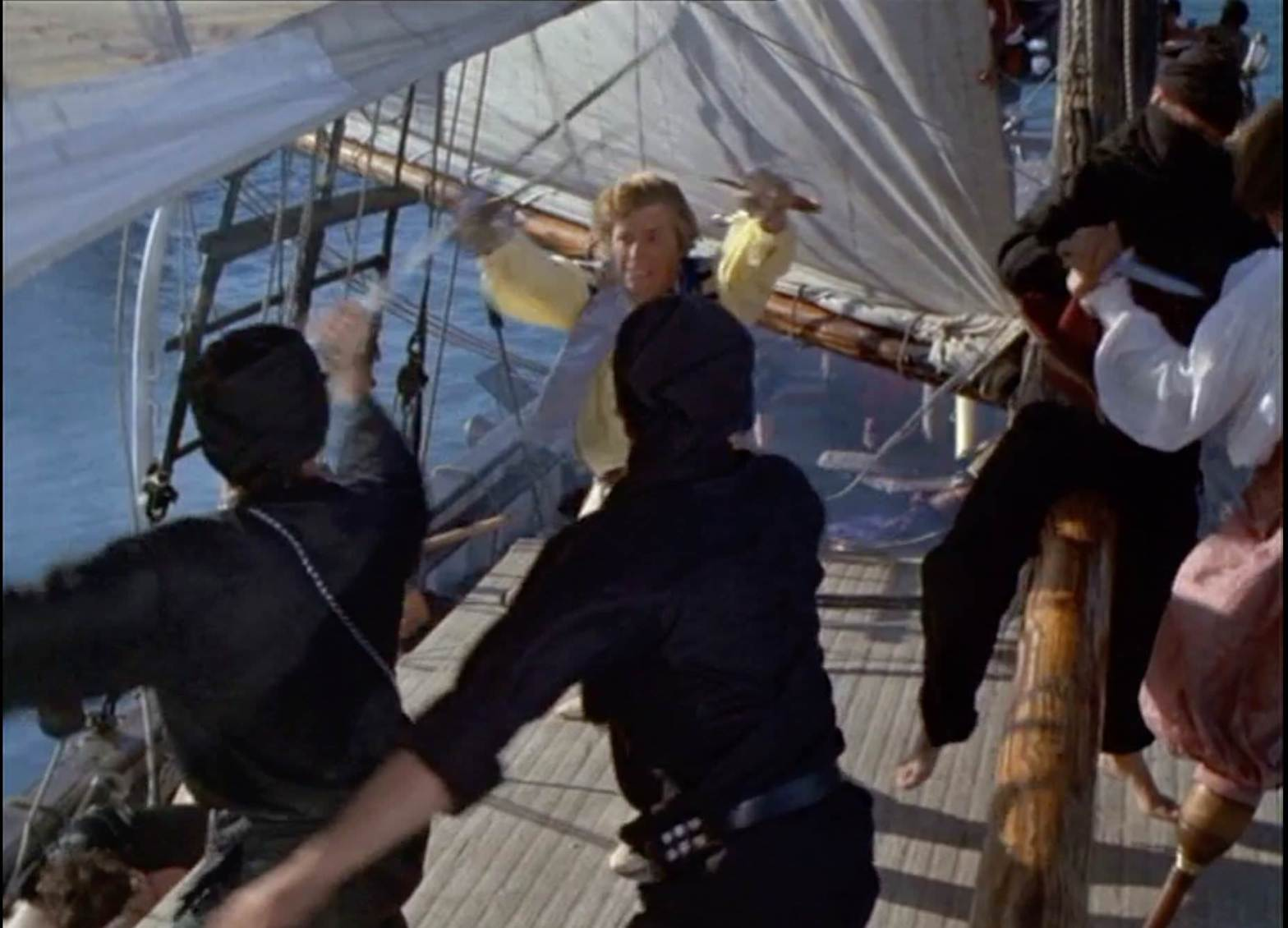Chinese Pirate Battle: The Pirate Movie
