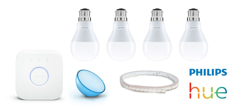 Philips Hue Lighting System