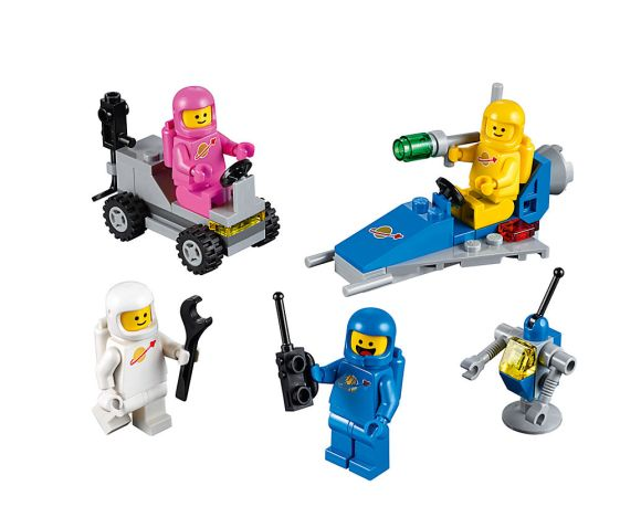 70841 - Benny's Space Squad