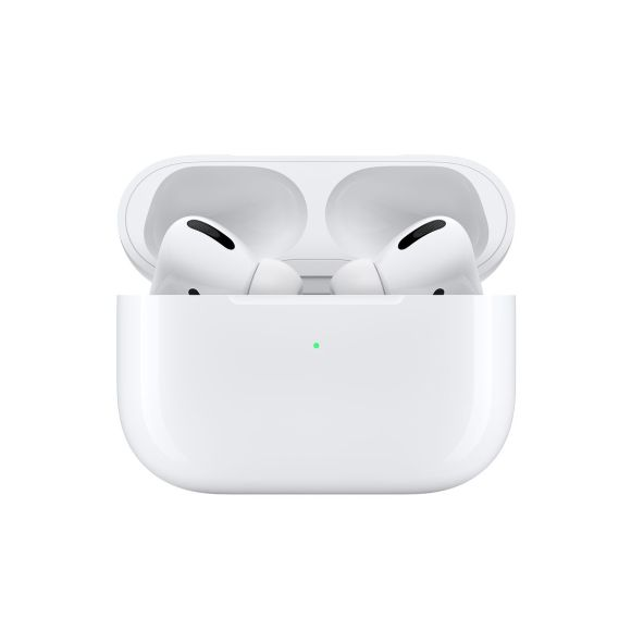 Apple AirPods Pro in their case