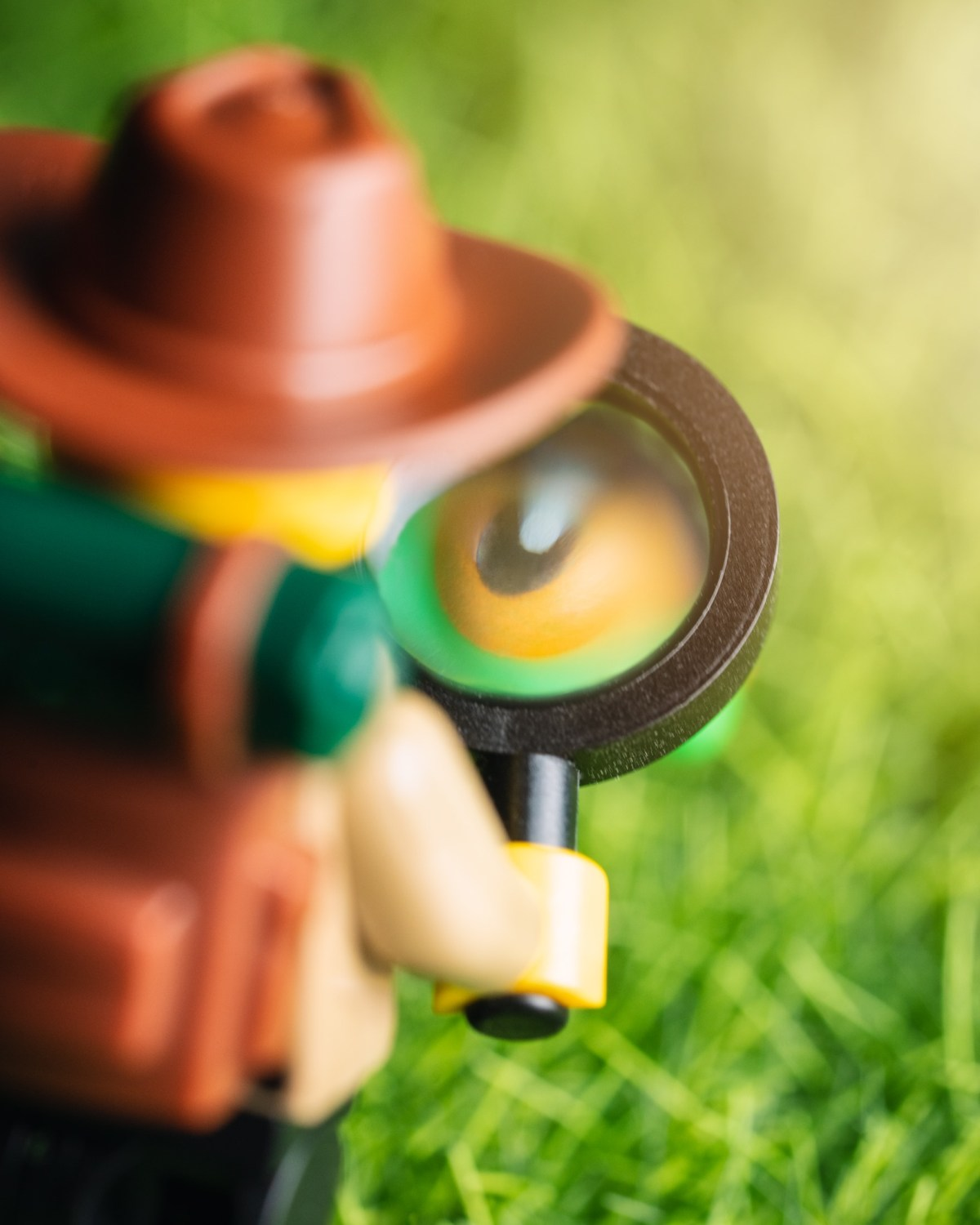 The Lego Explorer